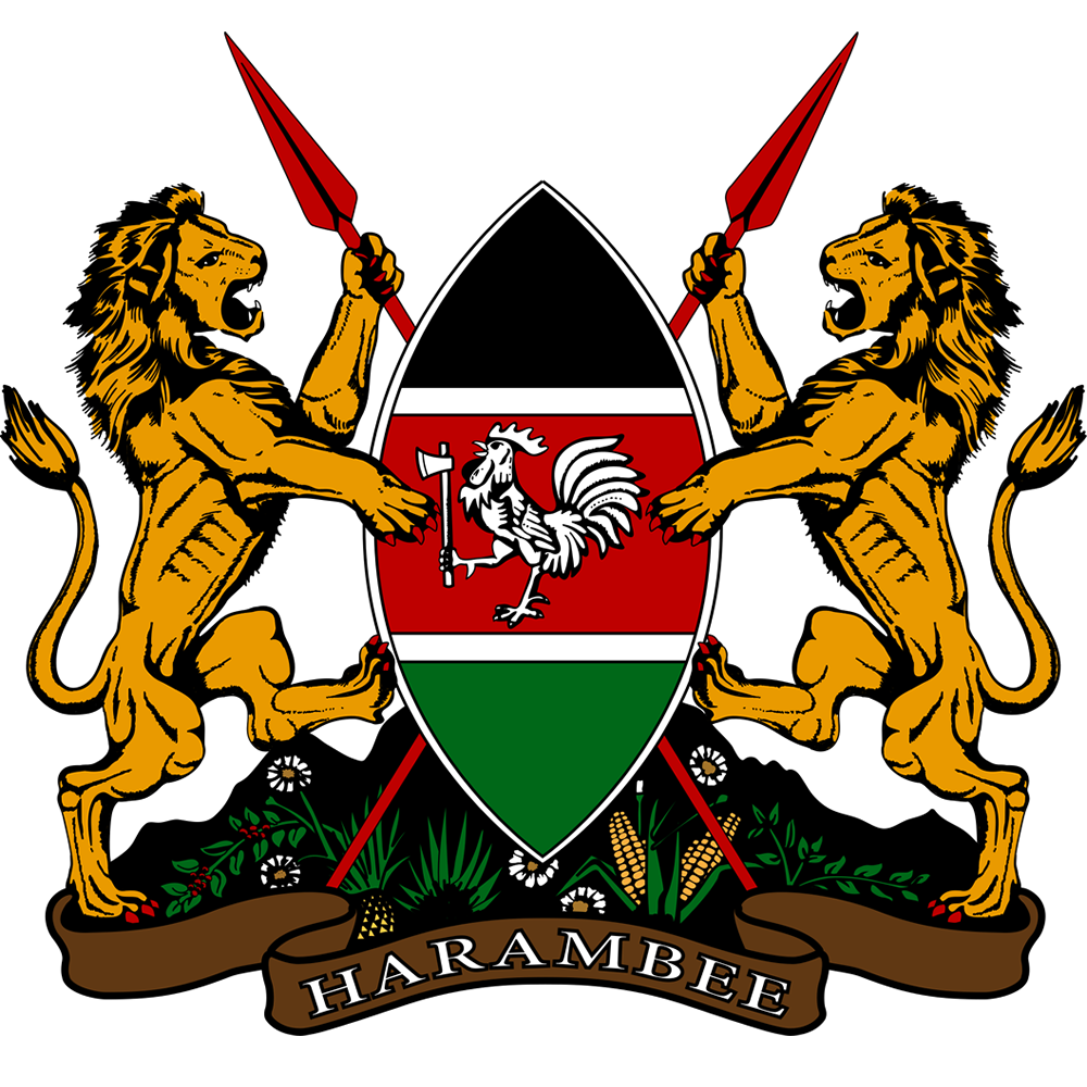 Official Coat of arms of Kenya