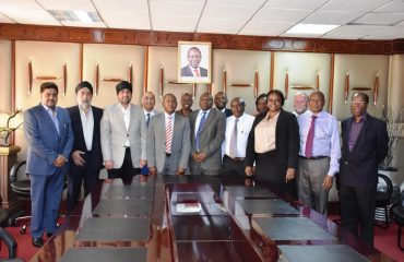 Government inaugurates the WRC Safari Rally Project working committees