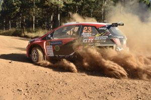 Safari Rally Competitors