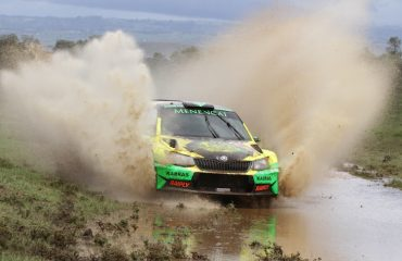 Onkar Rai Ever unpredictable; that's the unique, wonderful Safari Rally